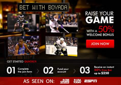 Bovada Is Our Most Recommended Legally Licensed Sportsbook